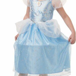 Disney Princess Udklædning Askepot 7-8 år