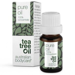 Australian Bodycare Pure Tea Tree Oil –  100% naturlig Tea Tree Oil fra Australien