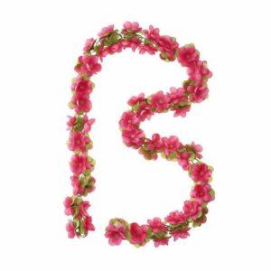BASIL Blomsterranke 130cm rosa