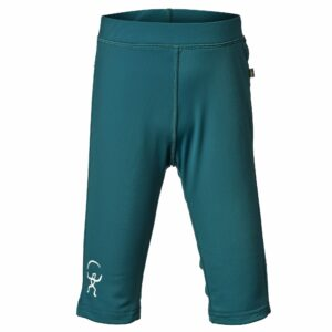 Isbjörn Sun UV-Bukser, Emerald Green, 110-116