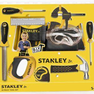 Stanley JR Værktøjssæt 10 Dele