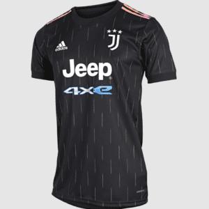 Juventus Udebanetrøje 2021/22