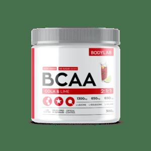 Bodylab BCAA™ (300 g) – Cola & Lime