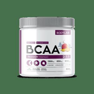 Bodylab BCAA™ (300 g) – Passion Mango
