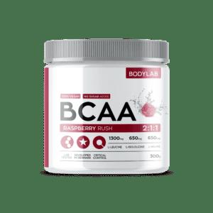 Bodylab BCAA™ (300 g) – Raspberry Rush