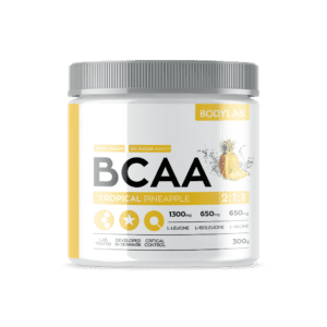 Bodylab BCAA™ (300 g) – Tropical Pineapple