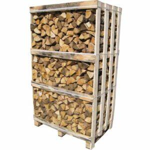 Brænde – Ovntørret blandet løvtræ
