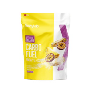 Bodylab Carbo Fuel (1 kg) – Pineapple Passion