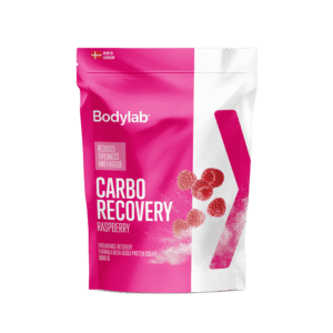 Bodylab Carbo Recovery (500 g) – Raspberry