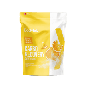 Bodylab Carbo Recovery (500 g) – Sweet Orange