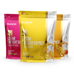Bodylab Clear Weight Gainer (1,5 kg)