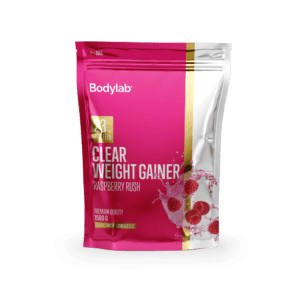 Bodylab Clear Weight Gainer (1,5 kg) – Raspberry Rush