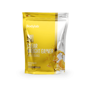 Bodylab Clear Weight Gainer (1,5 kg) – Sweet Orange