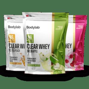 Bodylab Clear Whey (500 g)