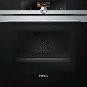 Siemens HM676G0S1 kombiovn + mikro – softClose – Pyrolyse – 60 cm