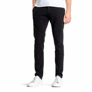Classic Pants Slim Black