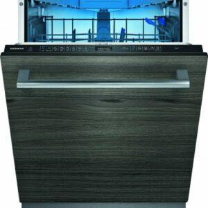 Siemens SX65ZX49CE Opvaskemaskine – Fuldintegreret – BrilliantShine, Zeolith, HomeConnect