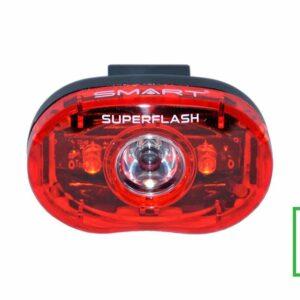 Smart SuperFlash Baglygte
