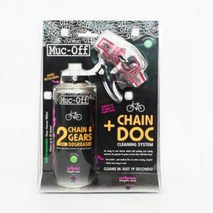 Muc-off Kæde og gearrens – Chain Doc 400 ml