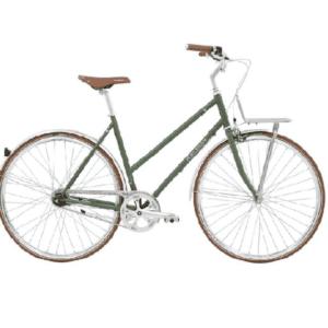 Raleigh Yate Cargo Green – Damecykel – 2022