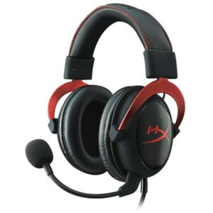 Kingston HyperX Cloud II Headset – Red