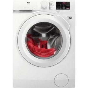 AEG 6000 Series vaskemaskine L6FBM843I (hvid)