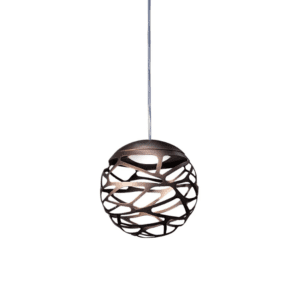 Kelly Cluster Sphere Pendel Kobber/Bronze – Studio Italia Design