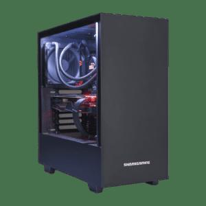 SHARK  BLOODLUST  GAMING PC