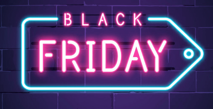 black friday 2021 - Et billede om tilbud og udsalg på black friday