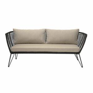 Bloomingville – Mundo sofa – Sort