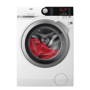 AEG L8FSK865E , Frontbetjent vaskemaskine