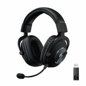 Logitech – PRO X Wireless LIGHTSPEED Gaming Headset