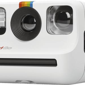 Polaroid – Go Point & Shoot Pocket Camera – White