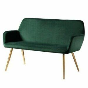 Living&more sofa – Emma – Grøn