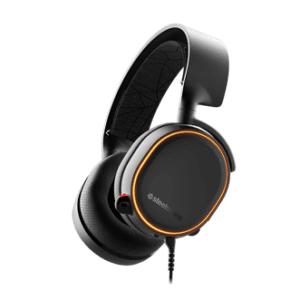 Steelseries – Arctis 5 Gaming Headset – Black