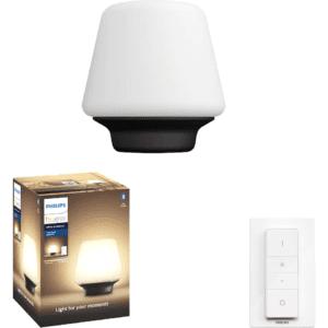 Philips Hue Wellness White ambiance bordlampe 4080130P6 (sort)